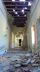 Sanatorio Sierra Espuna 169x300 El Sanatorio de Tuberculosos en el Parque Regional Sierra Espuña