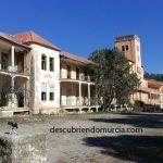 El Sanatorio de Tuberculosos en el Parque Regional Sierra Espuña