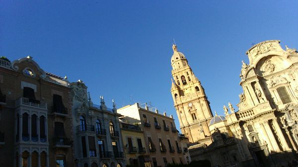 Catedral Murcia Murcia, de las primeras ciudades en tener imprenta
