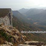 Peñas Blancas y las mayores minas de hierro de la Región de Murcia