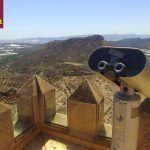 Vistas desde la torre de Aledo