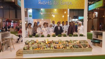 fruit atracttion murcia La Región de Murcia cumple sus objetivos en la IX edición Fruit Attraction
