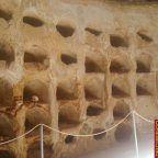 Danzas de la muerte en la cripta de San José, Cartagena